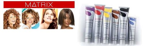 Elite Hair carries Matrix Products